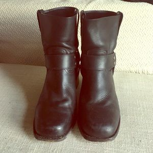 Sandra motorcycle boots