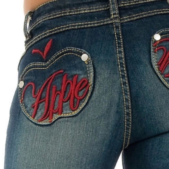 71% off Apple Bottoms Denim - She Got Those Apple Bottom Jeans