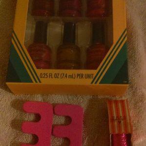 Hard Candy Accessories - Nail polish set