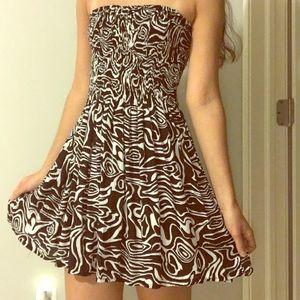 Cynthia Mehra Dresses & Skirts - Cute bikini coverup/dress!