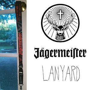 Jagermeister Other - 🥃 {Jagermeister} lanyard