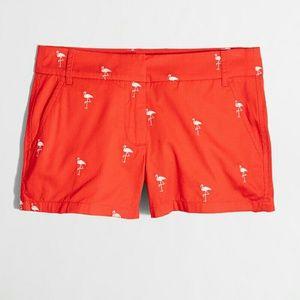 "J. Crew Factory Pants - 💜❤HPx2❤💜J. Crew Factory 3"" Chino Shorts Sz 0 NWT"