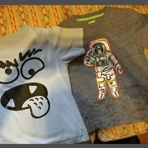 The Childrens Place/Gymboree Other - Pair of Boys Tees (Gymboree/Childrens Place)
