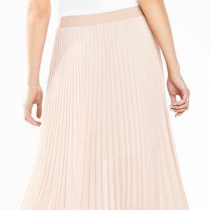 67 bcbgmaxazria dresses skirts bcbg pleated maxi