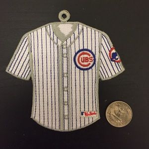 Accessories - Chicago Cubs jersey patch