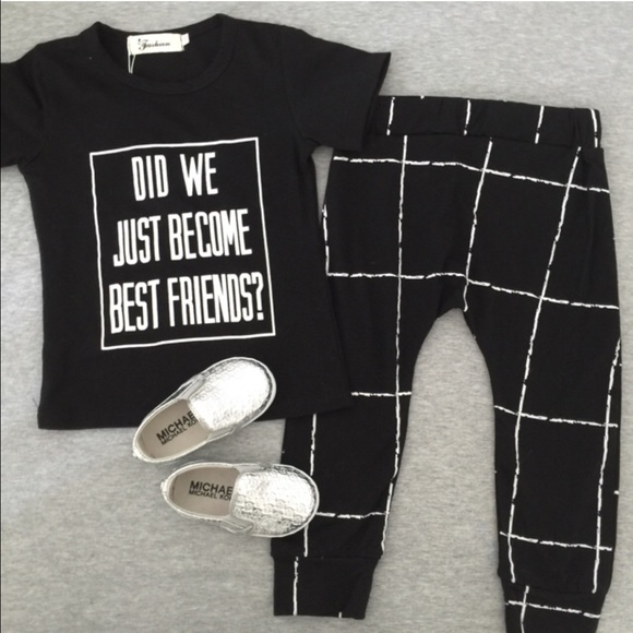 Matching Sets Black White Step Brothers Quote Outfit Poshmark