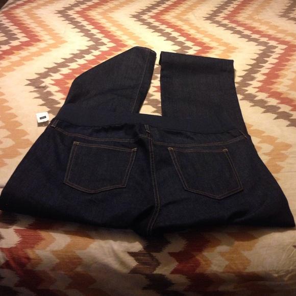 78% off Gap Denim - Super cute gap maternity jeans size 18 long ...