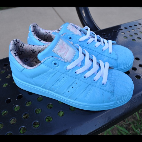 f8102c244 Adidas Shoes - Adidas Superstar IceCream customs (lower on Depop)