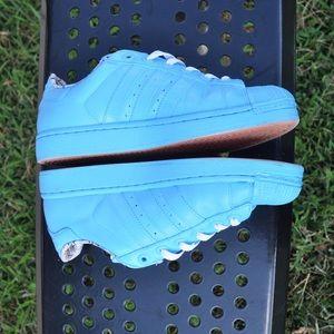 7b1d23cf1 Adidas Shoes - Adidas Superstar IceCream customs (lower on Depop)