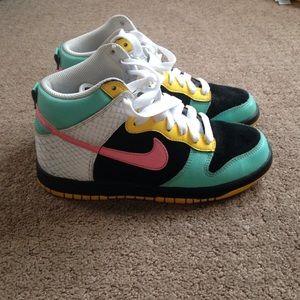 Nike Shoes - Nike 6.0 high tops