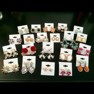 Jewelry - Pick any 3 of these fabulous earrings for $15