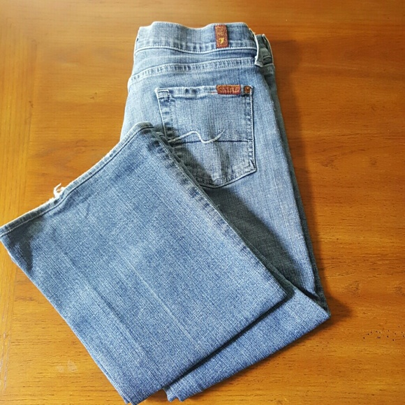 84 off 7 for all mankind denim sale 7 for all mankind jeans from kosi 39 s closet on poshmark. Black Bedroom Furniture Sets. Home Design Ideas