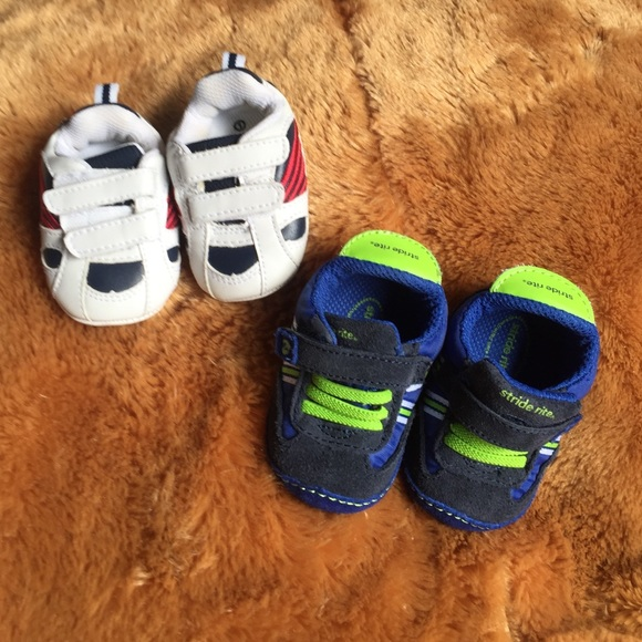 Koala Baby Set of 2 Baby Sneakers Koala Baby Stride