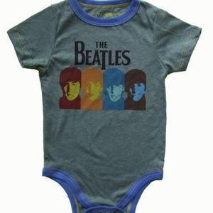 Rowdy Sprout Other - The Beatles Onesie