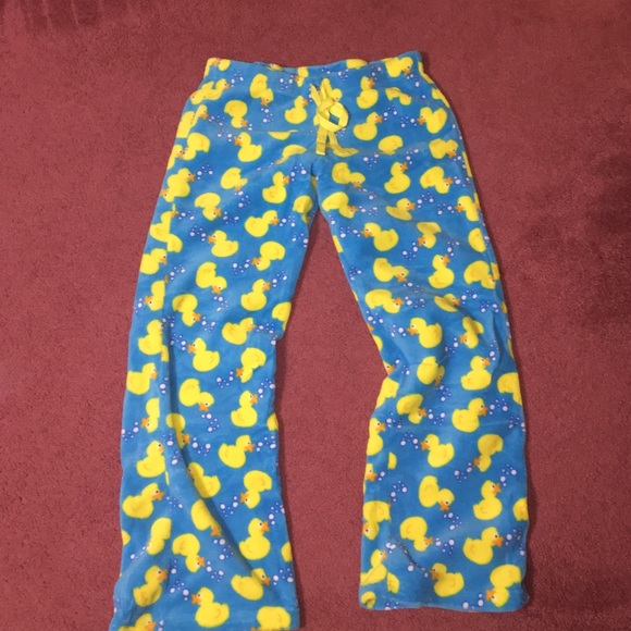 Body Candy Intimates Sleepwear Rubber Ducky Pajama Pants Poshmark