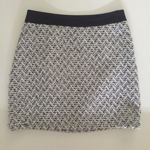Wool/ Silk MILLY skirt