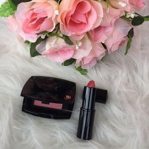 Lancome Other - Lancôme make up lip blush set bundle