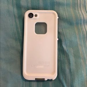 LifeProof Accessories - Authentic white LifeProof case for iPhone 5s