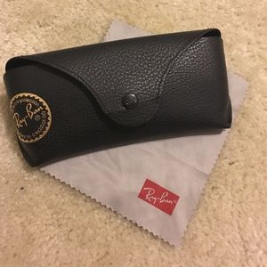 Authentic Ray Ban Case
