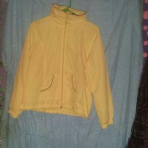 activology Jackets & Blazers - Activology yellow rainjacket