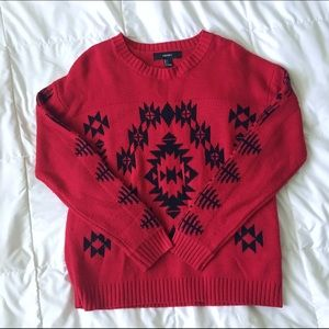 Sweaters - Forever 21 Aztec Sweater