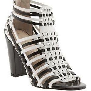 BR Kennedi Huarache Heeled Sandal