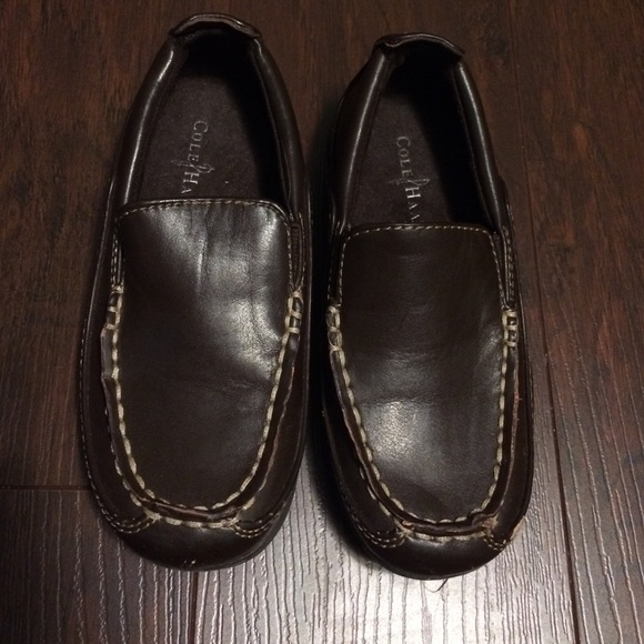 Cole Haan Other - Cole Haan boys dress slip-on shoes c98358f2f