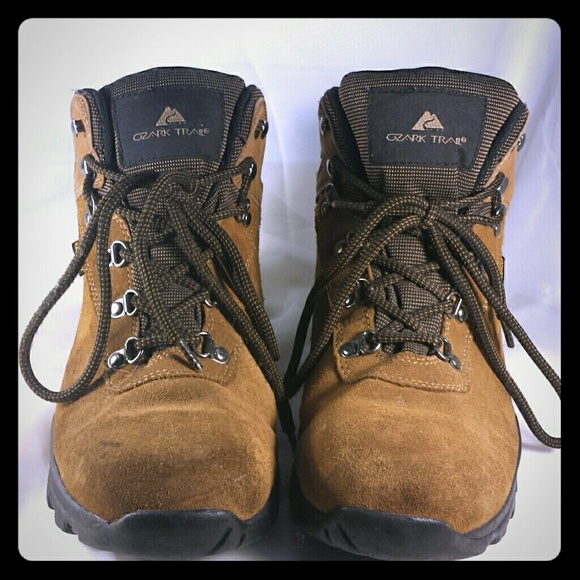 4e2595c9bc8 Ozark Trail Sz 11 Greta Waterproof Hiking Boots