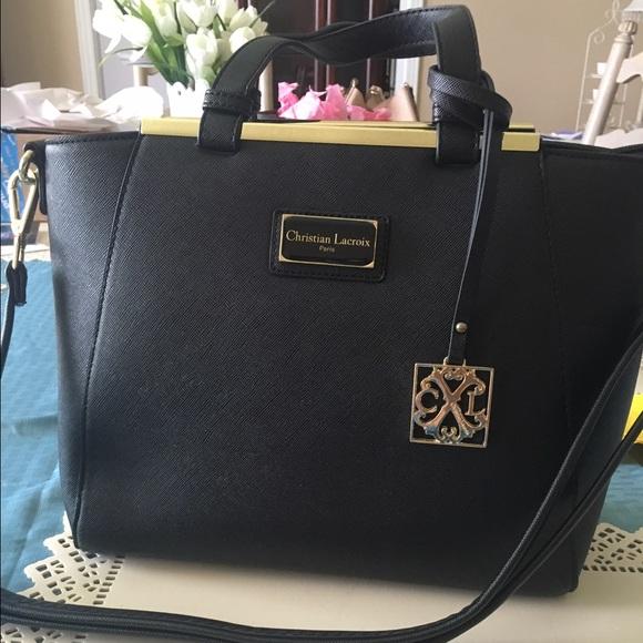 03a8f5a95 Christian Lacroix Handbags - Christian Lacroix Handbag!