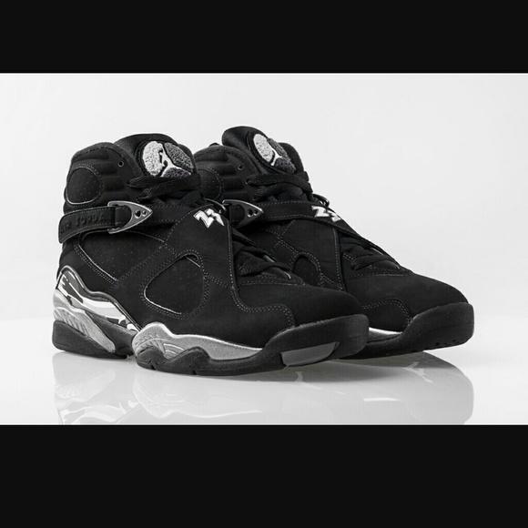 Jordan Shoes | Chrome 8s | Poshmark