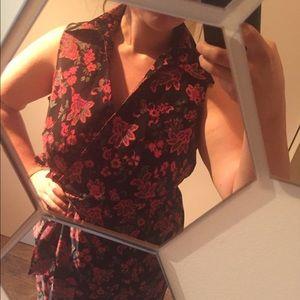 Sag Harbor Dresses & Skirts - Vintage Wrap Dress