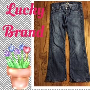 Lucky Brand Denim - Sale Lucky brand size 4 short denim jeans