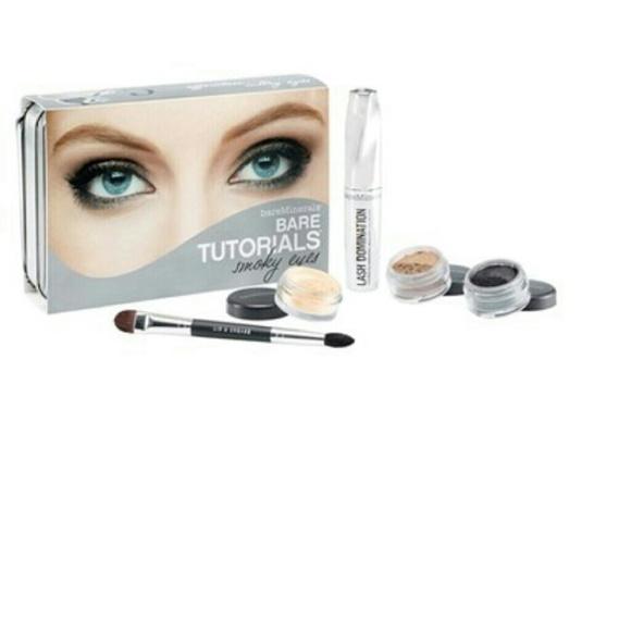 Bareminerals Makeup Bare Tutorial Smokey Eye Kit Nwt Poshmark