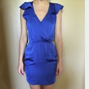 Blue BCBG Cocktail Dress