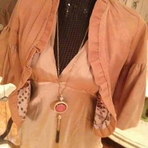 ATLANTA HOUSEWIVES LEATHER JACKET ONE OF A KIND