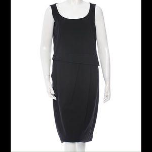 Akris Punto Dresses & Skirts - Akris Punto banded waist sheath dress