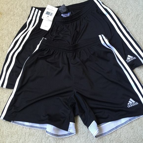 New Brand Soccer Of Adidas ShortsNwt Girls Bundle 2 xeQdoCrWEB