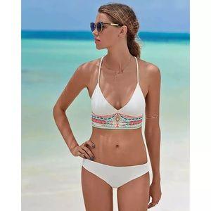 Other - White bikini set SW187