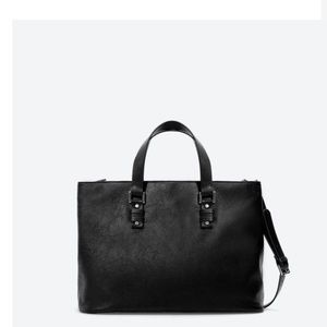 Zara Handbags - Zara city business bag