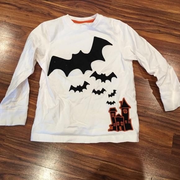 70d64086d Gymboree boys Halloween bat shirt 6. M_5792b7cb4127d04c2701163b