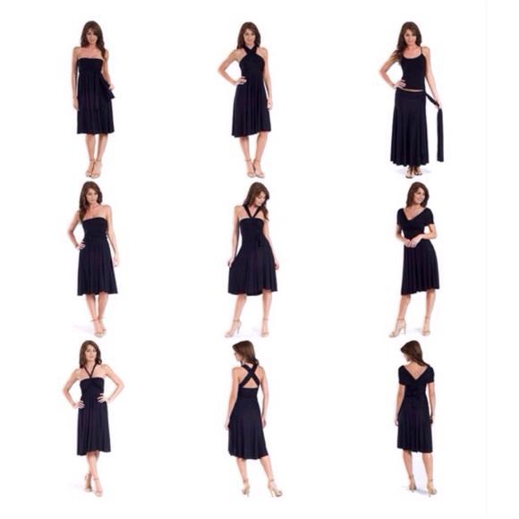 Elan 9+ in 1 Convertible Dress