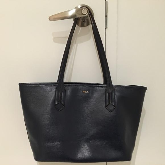 a01bd66ff3b9 RLL small size tote bag. M 5792c14e78b31c39ce01283a