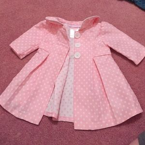 Bonnie Baby Other - Light pink dressy long coat