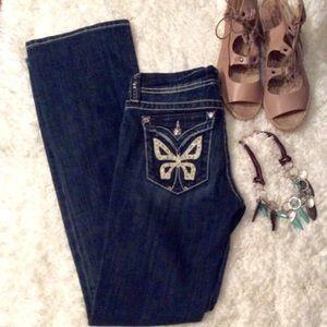 Miss Me Denim - 🌹Host Pick Miss Me Boot Cut Jeans Size28