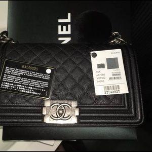 Chanel Classic Le boy