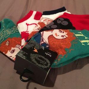 Disney Brave socks