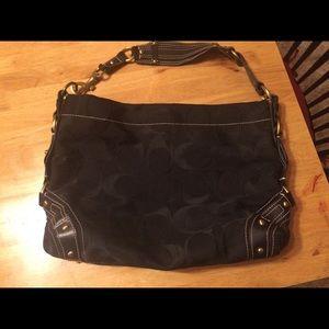 Beautiful Black Designer Inspired Bag