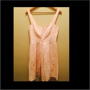 Suzi Chin for Maggy Boutique Pink Dress size 6