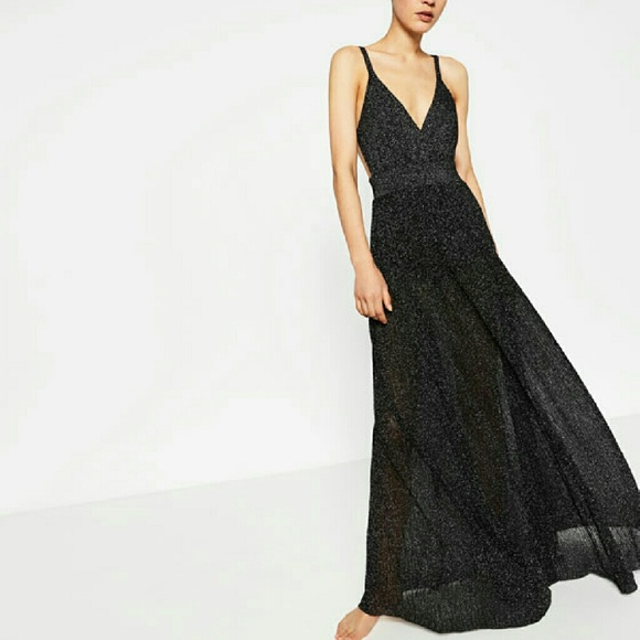 74c305c1bc5 Zara limited edition long dress (6771)