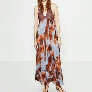Zara tie dye dress (2815)